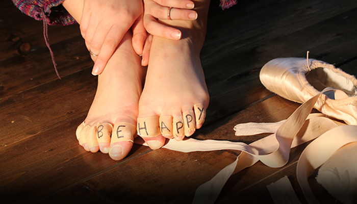 Foot Care for Dancers