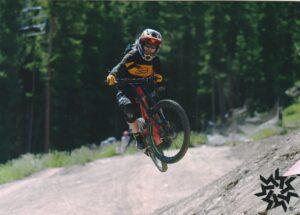 Author Mike Gamache Seeking Career Fulfillment as a Downhill Mountain Bike Coach