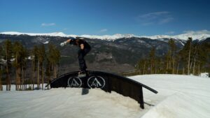Mike G Snowboarding - life goals post