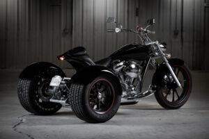New Bulldog Performance Trike from Big Dog Motorcycles