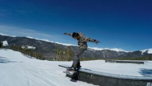 Mike Gamache Snowboarding - passion for career