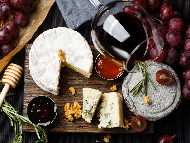 General Food & Wine Pairing