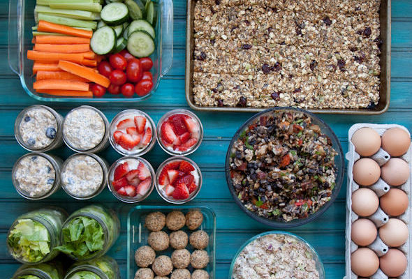 A Beginner's Guide to Meal Prepping