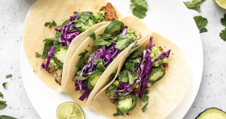 Roasted Cauliflower Tacos