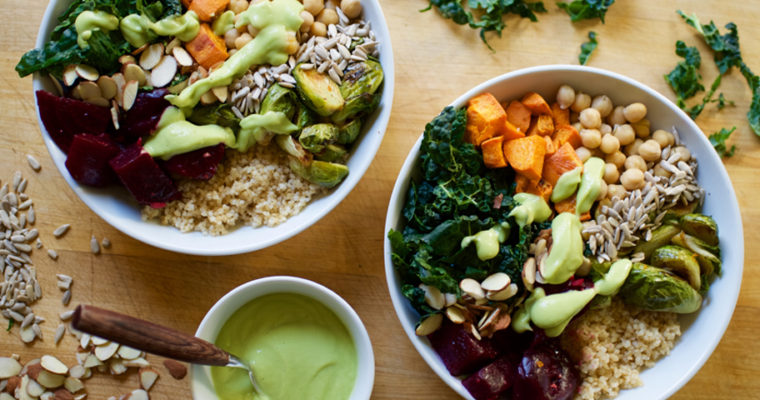 Winter Superfoods Bowls