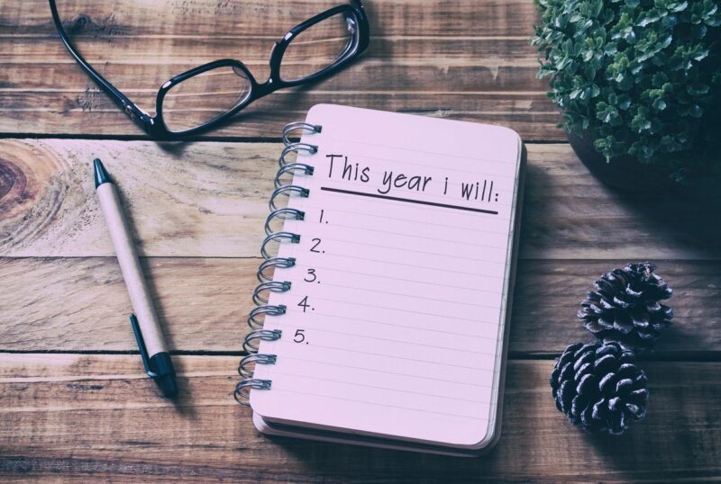 Set Your Health and Wellness Goals for 2020!