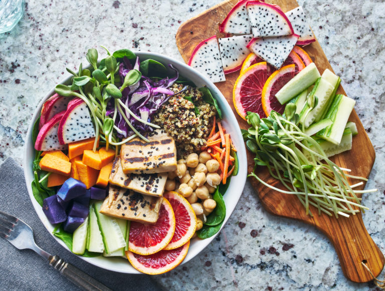 8 Health Benefits of a Plant-Based Diet