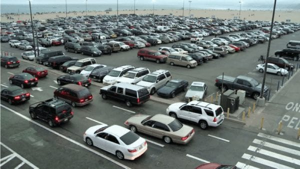 Parking Lot Accident Exposure Increases during the Holidays!