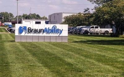 Cumberland Technicians Certified – Braun Wheel Chair Lifts – IC Bus