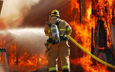 October 7th – 13th is Fire Prevention Week