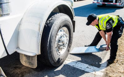 Different Levels of Commercial Vehicle Safety Alliance (CVSA) Inspections