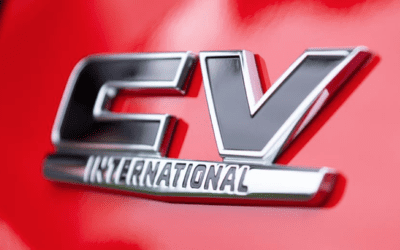 The All-New International CV Series is Here