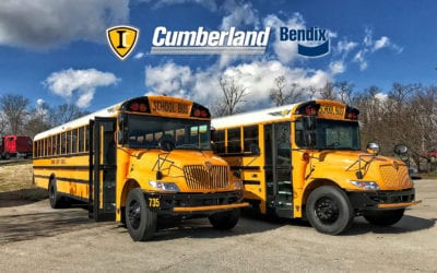 Buses with Latest Safety Technology Delivered to Sumner County Schools