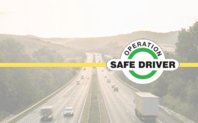 CVSA's Operation Safe Driver Week to Focus on Speeding
