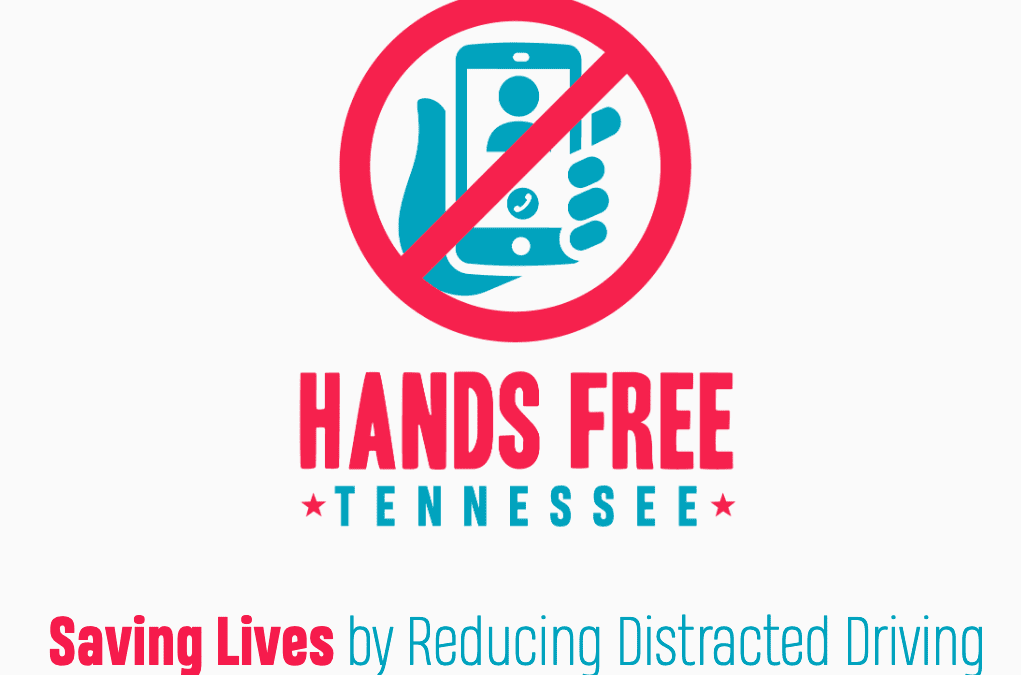 Tennessee's Ban on Holding Mobile Phones while Driving – Takes Effect July 1, 2019