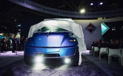 Navistar Launches New Business Unit, NEXT eMobility Solutions