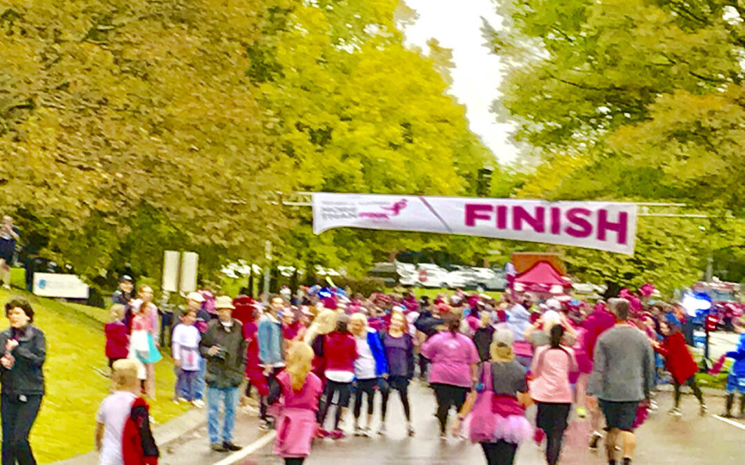 "Cumberland Idealease Supports Susan G. Komen ""More Than Pink"" Walk"