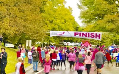 "Cumberland Idealease Supports Susan G. Komen ""More Than Pink"" Walk"