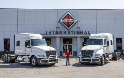 Women in Trucking: January 2020 Member of the Month: Samantha Johnson