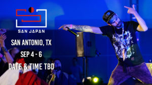 NLJ in San Antonio, TX @ San Japan