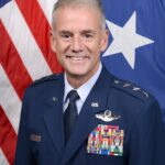 Photo of Lieutenant General Jay Silveria, superintendant of the U.S. Air Force Academy