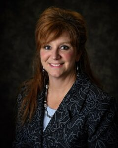 Photo of Tracy Dryden, AFIT's new learning partner & event coordinator