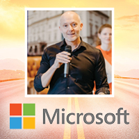Mark Sparvell, Microsoft