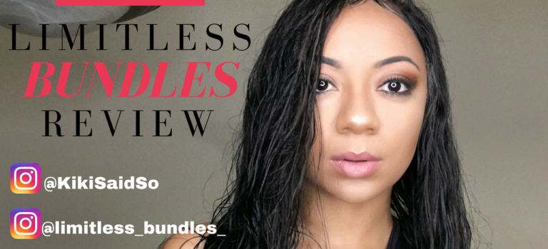 Limitless Bundles Hair Review