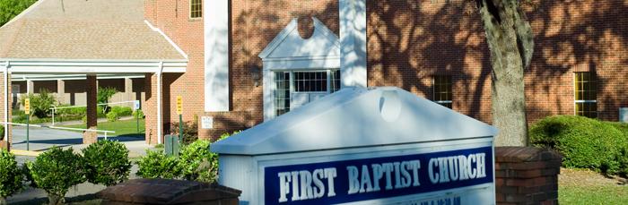 Niceville FL - First Baptist Church of Niceville