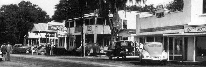 Niceville FL - Historic Downtown Bayshore Drive