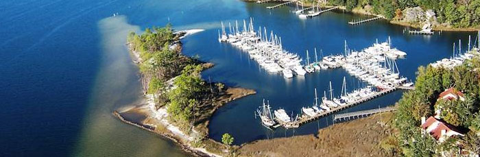 Niceville FL Newcomer Information - Bluewater Bay Marina Complex