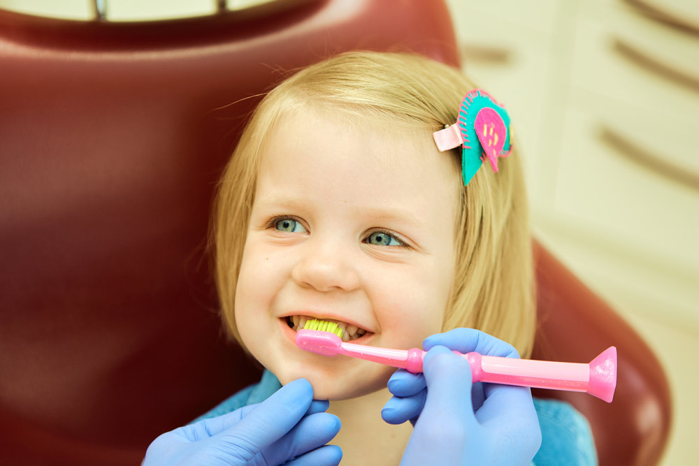 Pediatric dentists office - epic dentistry for kids