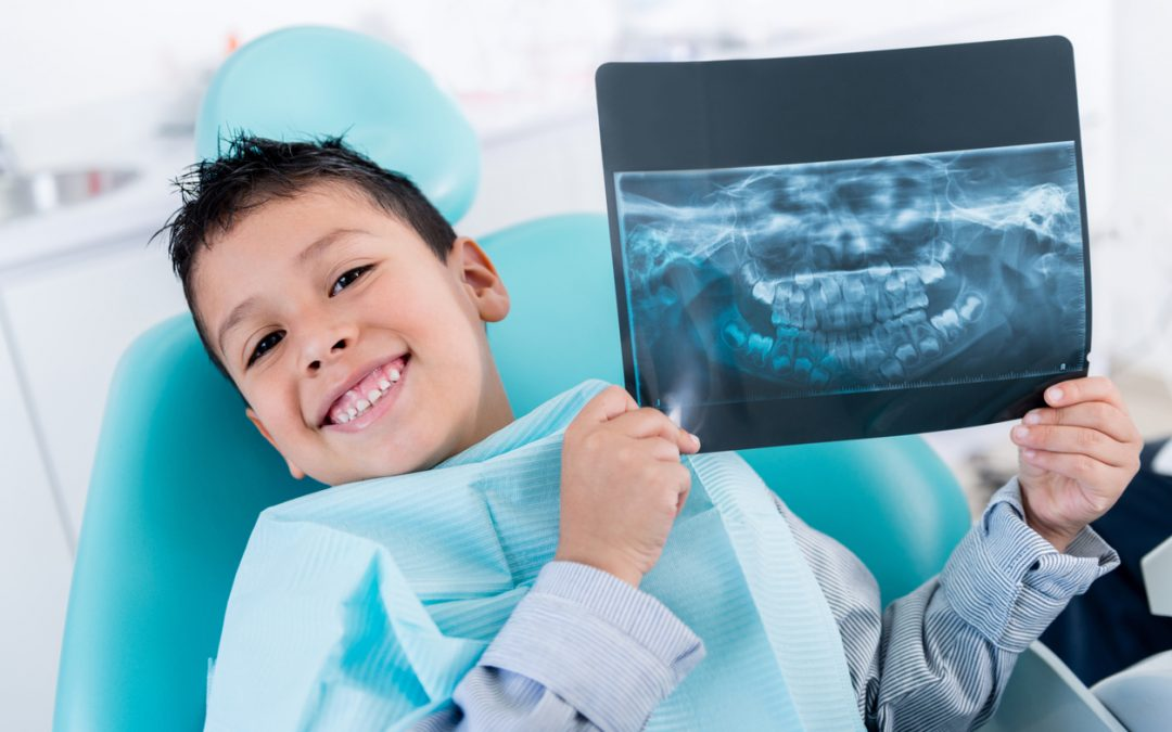 Digital Dental X-Ray Service at Epic Dentistry for Kids