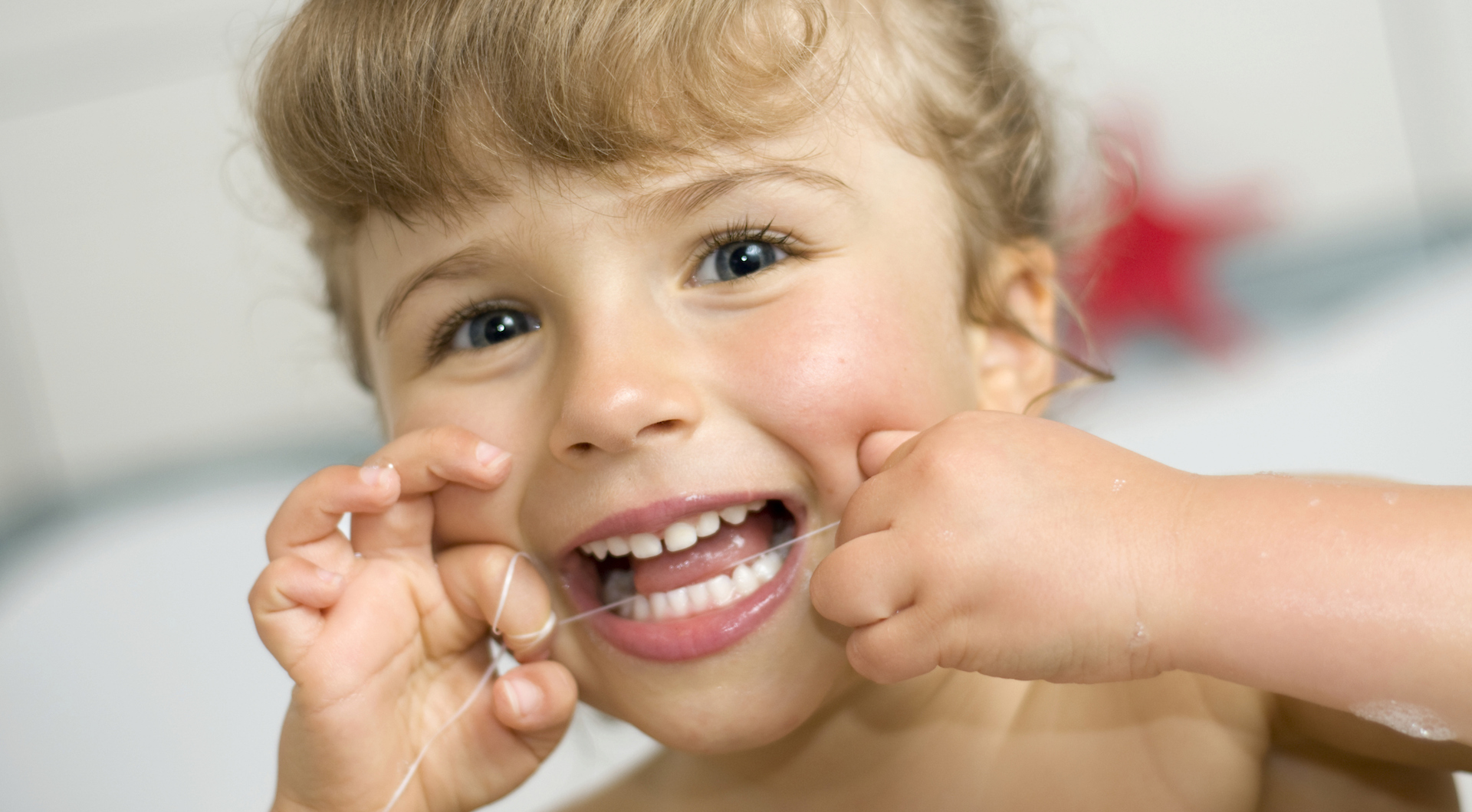 dental health habits start in home