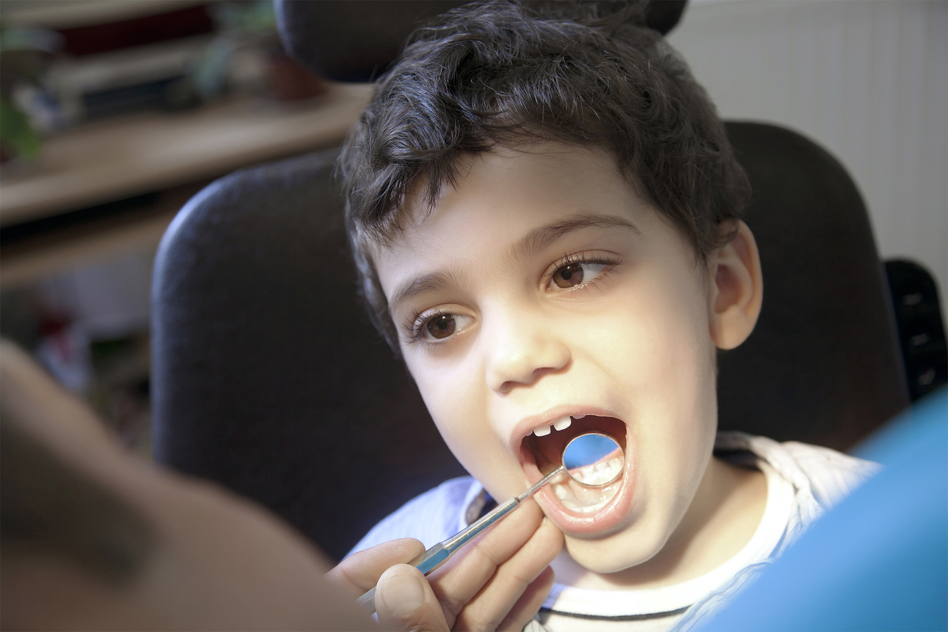 Pediatric First Dental Appointment