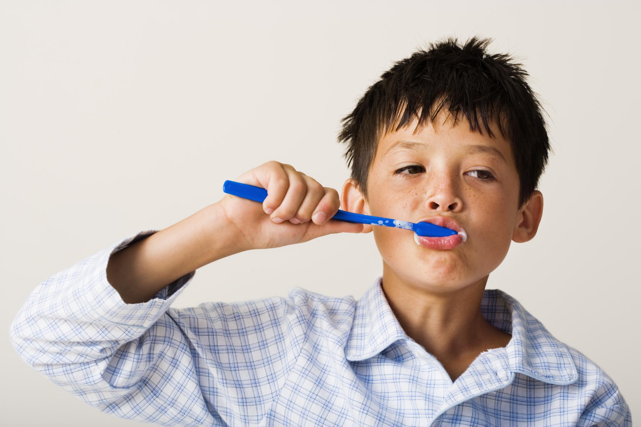 Getting Your Kids Brush Their Teeth