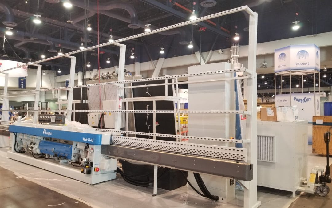 Building a GlassBuild Booth