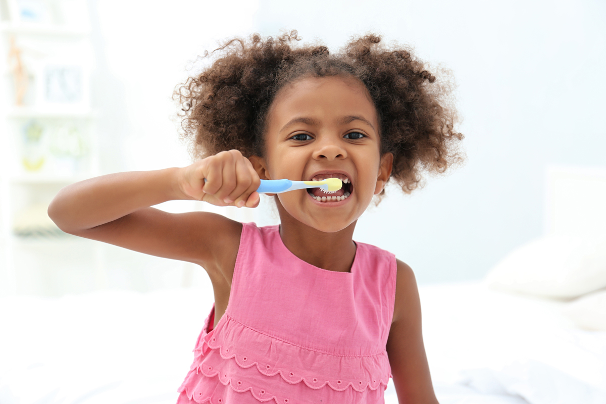 What Happens When Your Child Stops Brushing