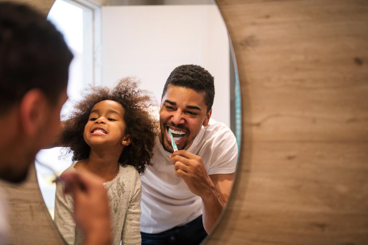 Brushing Teeth Ranks 8th in Top 40 Hardest Things to Teach Kids