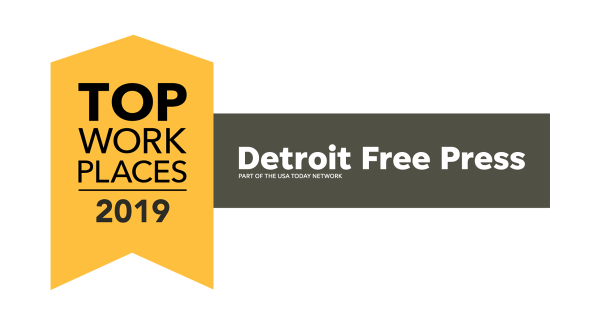 The Detroit Free Press Names Pediatric Dentistry and Orthodontic Specialists of Michigan a Winner of The Detroit Top Workplaces 2019 Award