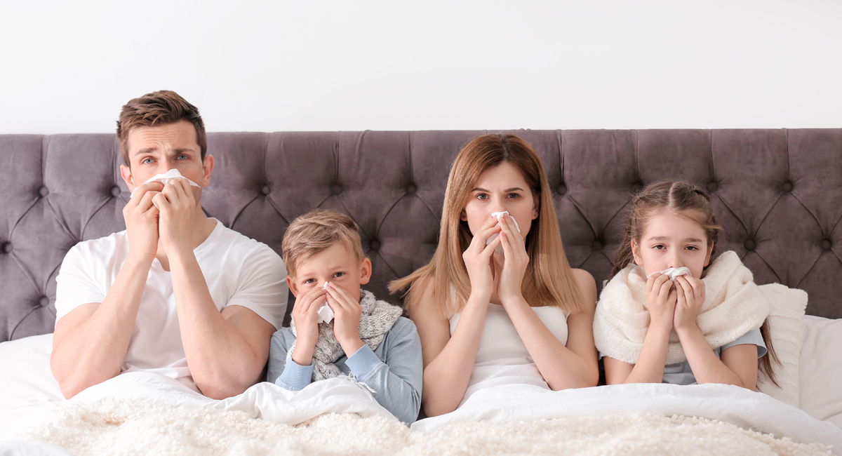 Maintain Dental Health This Cold and Flu Season