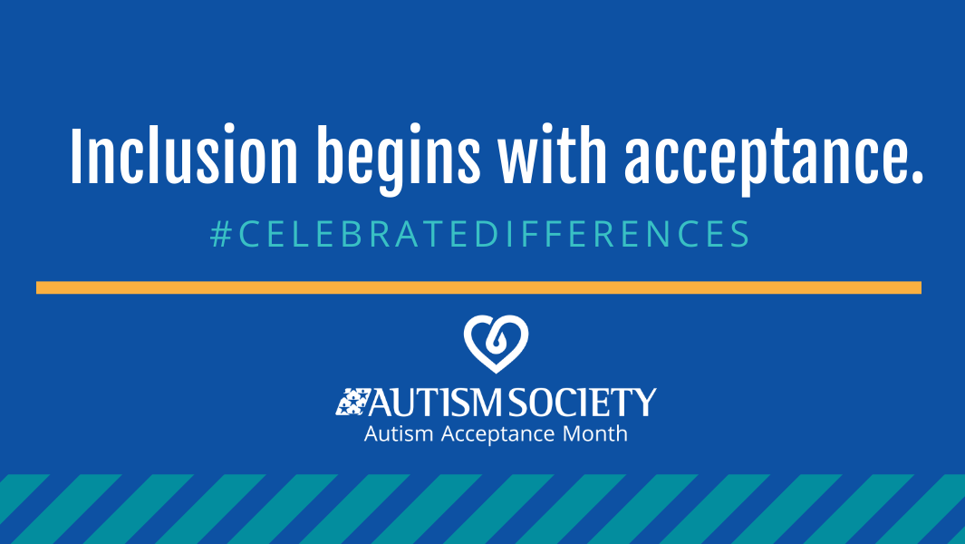 Celebrate Differences This Autism Acceptance Month