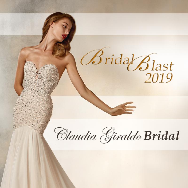 CLAUDIA GIRALDO BRIDAL AT THE BRIDAL BLAST!