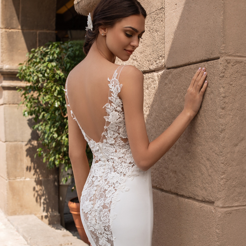 PDW770-17 IOCASTE by Pronovias