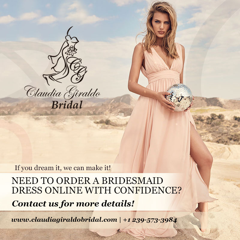 Need to order a bridesmaid dress online with confidence?