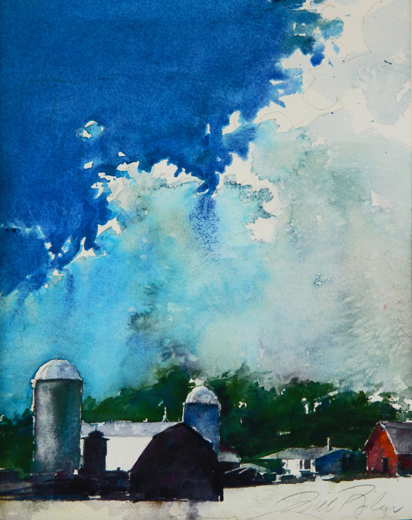 Vermont Landscape - Bill Brinker