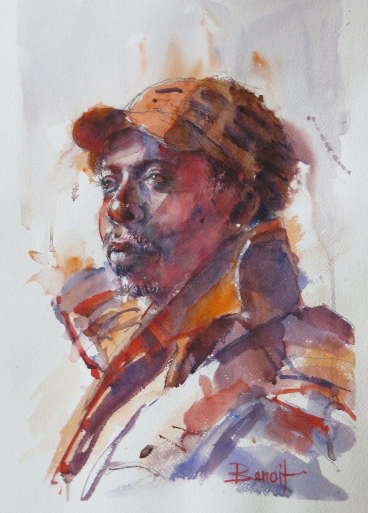 The Work Man - Diann Benoit Jameyfield