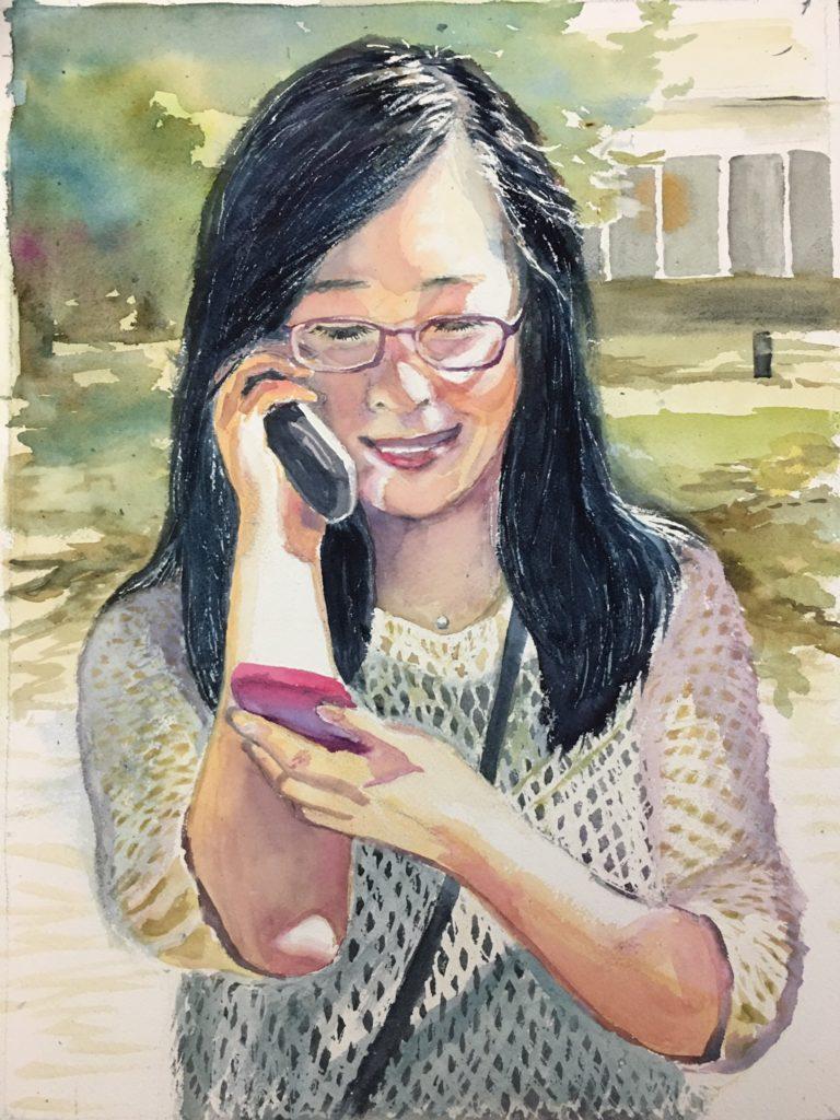 Calling - Shanrong Chou