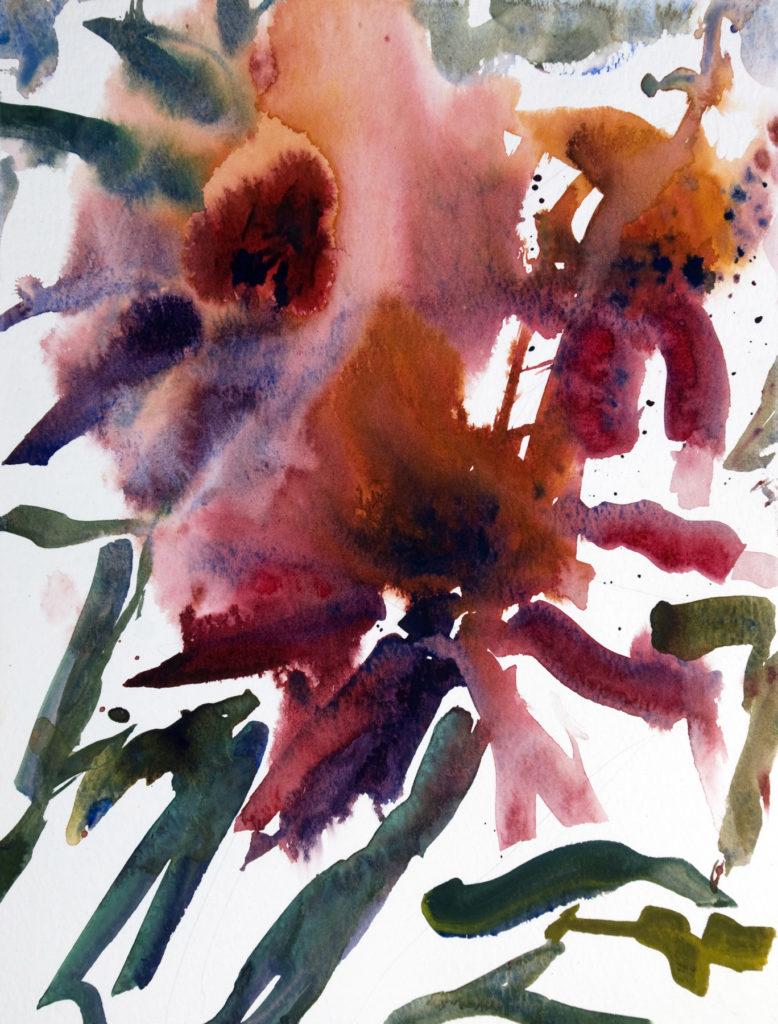 David J. Littell - Blumen II
