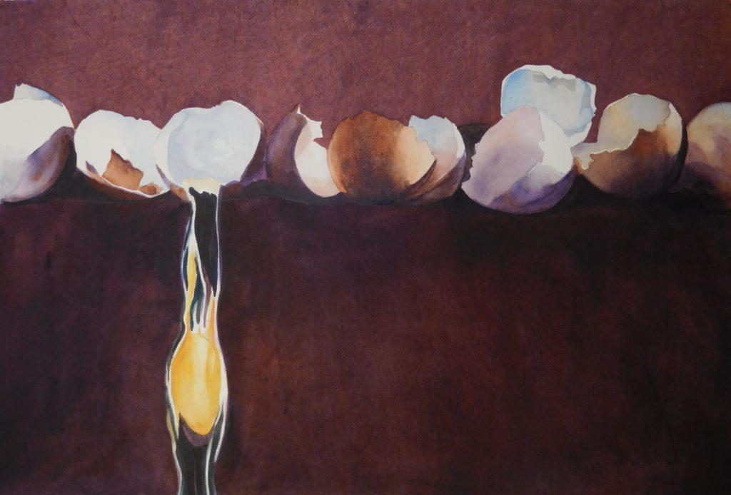 Katherine Harra - Apres Omelette